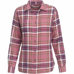 Woolrich The Pemberton Flannel Shirt, Mesa Rose, 256