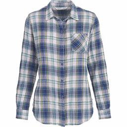 Woolrich Kanan Eco Rich Flannel Shirt, Neptune, 256