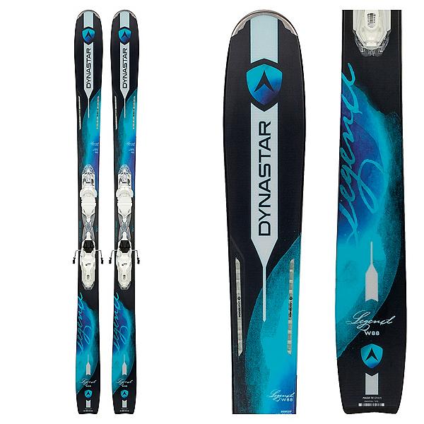 Dynastar Legend W 88 Womens Skis with Xpress 11 Bindings 2019, , 600
