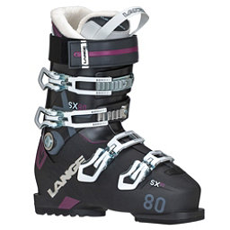 Lange SX 80 W Womens Ski Boots 2018, , 256