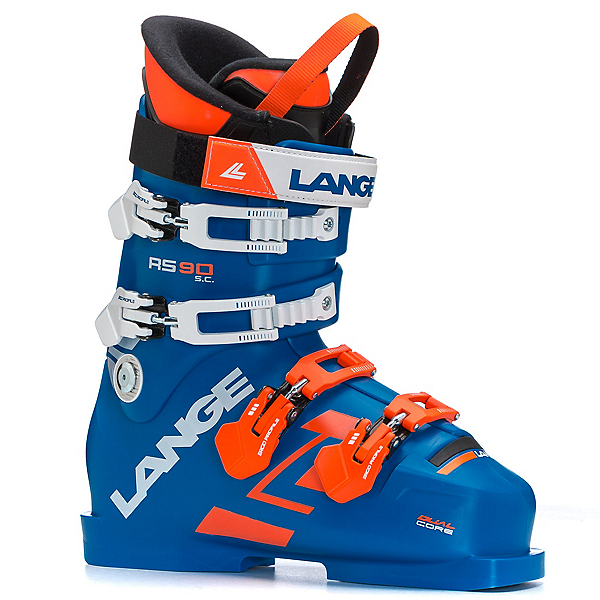 Lange RS 90 SC Junior Race Ski Boots, , 600