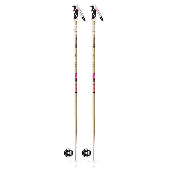 Kerma Elite Bamboo Womens Ski Poles, , 600
