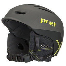 Pret Cirque X Helmet 2018, Rubber Mercury, 256