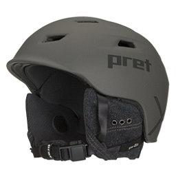 Pret Shaman X Helmet 2018, Rubber Mercury, 256