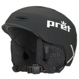 Pret Cynic X Helmet 2018, Rubber Team Black, 256