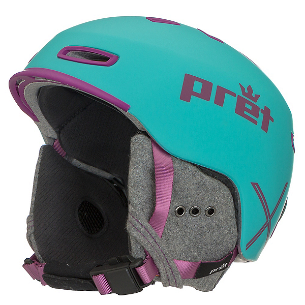 Pret Lyric X Womens Helmet, , 600
