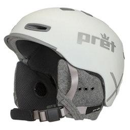 Pret Lyric X Womens Helmet 2018, Rubber Pearl Chalk, 256