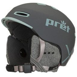 Pret Lyric X Womens Helmet 2018, Rubber Licorice, 256