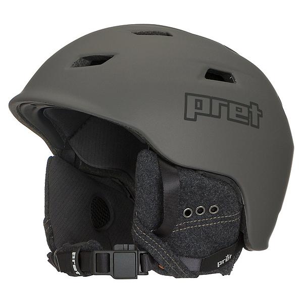 Pret Shaman Helmet 2018, Rubber Mercury, 600