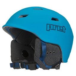 Pret Shaman Helmet 2018, Rubber Signature Blue, 256