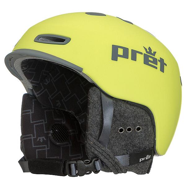Pret Cynic Helmet 2018, Rubber Citron, 600