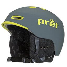 Pret Cynic Helmet 2018, Rubber Slate Grey, 256