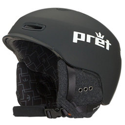 Pret Cynic Helmet 2018, Rubber Team Black, 256
