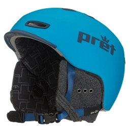 Pret Cynic Helmet 2018, Rubber Signature Blue, 256