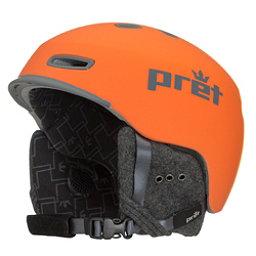 Pret Cynic Helmet 2018, Rubber Pret Orange, 256