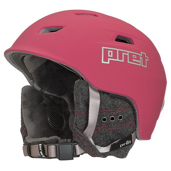 Pret Luxe Womens Helmet 2018, Rubber Berry, 600