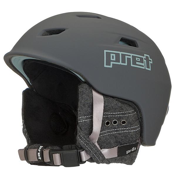 Pret Luxe Womens Helmet 2018, Rubber Licorice, 600