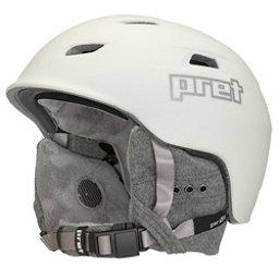 Pret Luxe Womens Helmet 2018, Rubber Pearl Chalk, 256