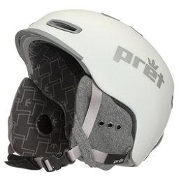 Pret Lyric Womens Helmet 2018, Rubber Pearl Chalk, 256