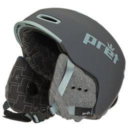 Pret Lyric Womens Helmet 2018, Rubber Licorice, 256