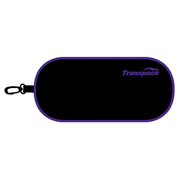Transpack Goggle Shield, Black-Purple, 600