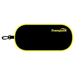 Transpack Goggle Shield 2018, Black-Yellow, 256