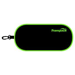 Transpack Goggle Shield 2018, Black-Lime, 256