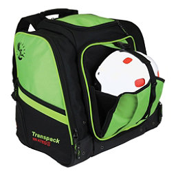 Transpack Heated Boot Pro XL Ski Boot Bag 2018, Glen Plake Lime, 256