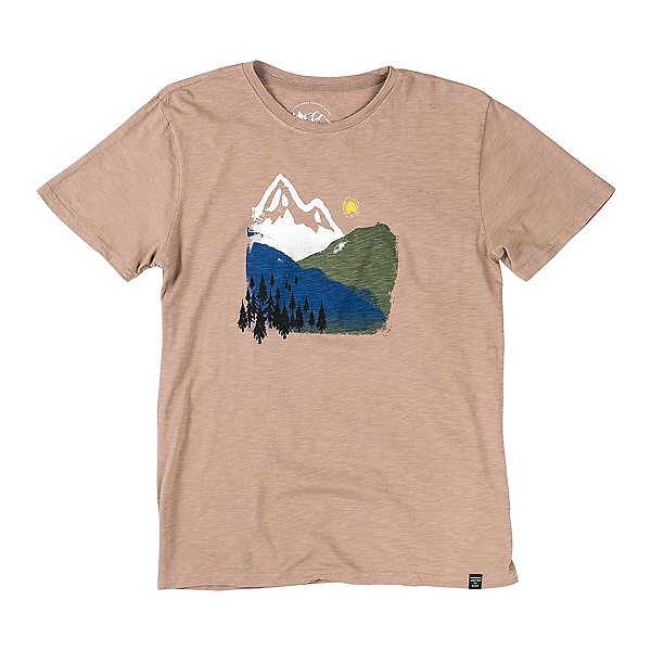 United By Blue Mountain Ink T-Shirt, , 600