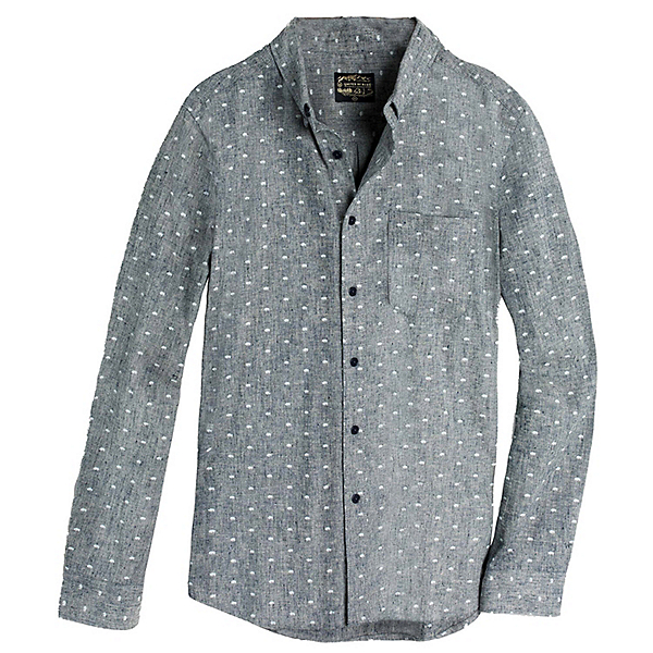 United By Blue Bison Print Mens Shirt, , 600