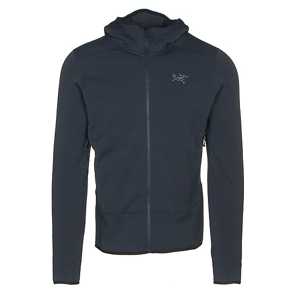 Arc'teryx Kyanite Hoody Mens Jacket, Nighthawk, 600