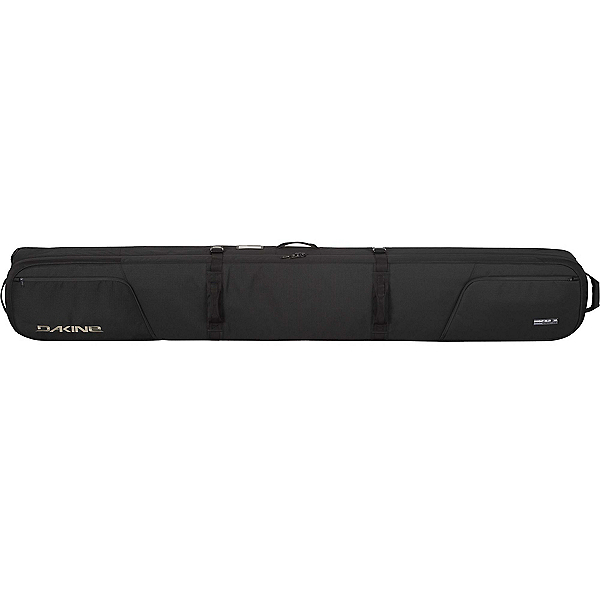Dakine Boundary Roller 185 Wheeled Ski Bag, Black, 600