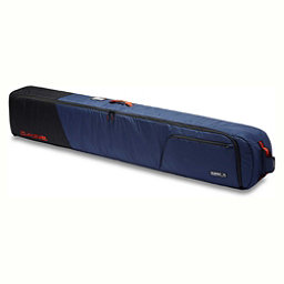 Dakine Fall Line Roller 175 Wheeled Ski Bag 2018, Dark Navy, 256