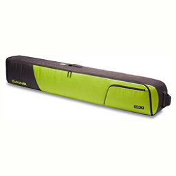 Dakine Fall Line Roller 190 Wheeled Ski Bag 2018, Dark Citron, 256