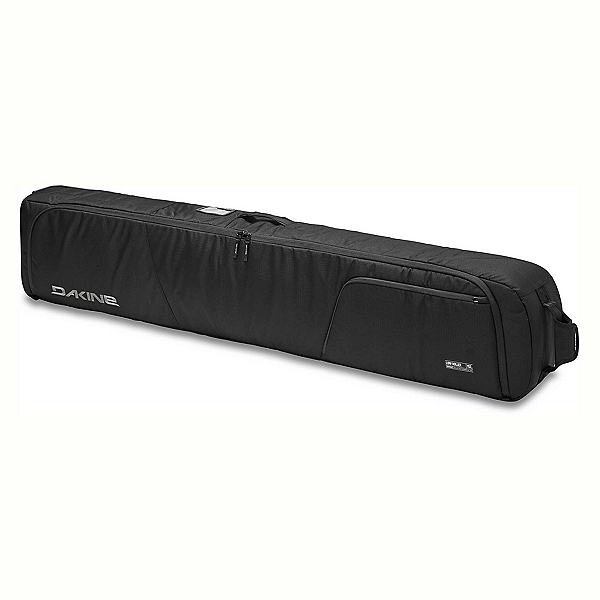 Dakine Low Roller 165 Wheeled Snowboards Bag, Black, 600