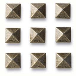 Dakine Pyramid Studs Stomp Pad 2018, Brass, 256