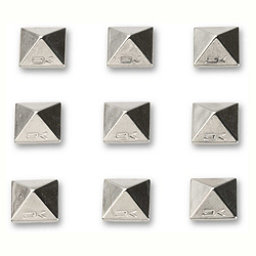 Dakine Pyramid Studs Stomp Pad 2018, Chrome, 256
