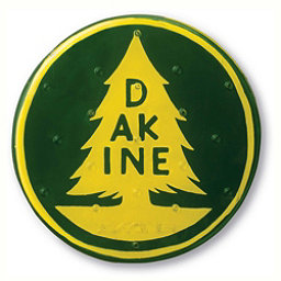 Dakine Circle Mat Stomp Pad 2018, Lone Pine, 256