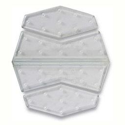 Dakine Modular Mat Stomp Pad 2018, Clear, 256