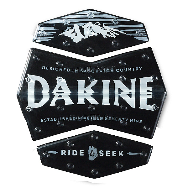 Dakine Modular Mat Stomp Pad, Ride & Seek, 600