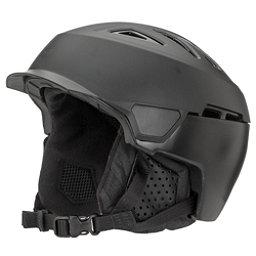 Bern Heist Brim Helmet 2018, Satin Black, 256
