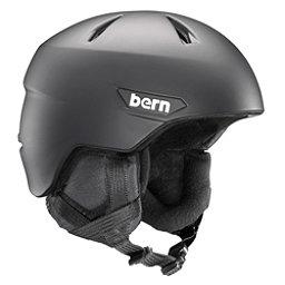 Bern Weston Helmet, Matte Black, 256