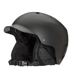Bern Watts MIPS Helmet 2018, Matte Black, 256