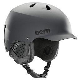 Bern Watts Helmet, Matte Grey, 256