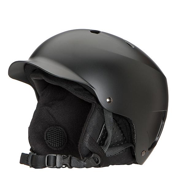 Bern Watts Helmet, Matte Black, 600