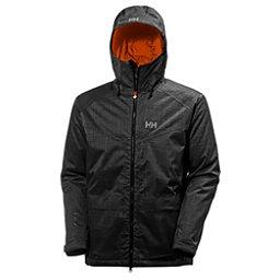 Helly Hansen Nelson Mens Insulated Ski Jacket, Ebony, 256