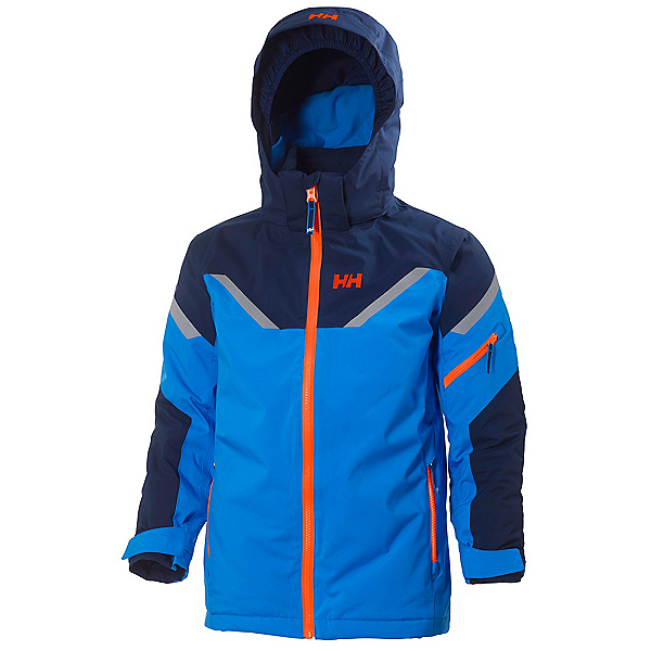 Helly Hansen Roc Boys Ski Jacket, , 600