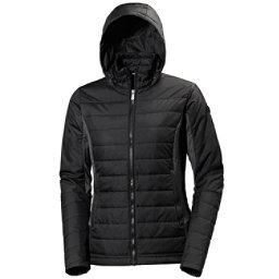 Helly Hansen Astra Hooded Womens Jacket, Black, 256