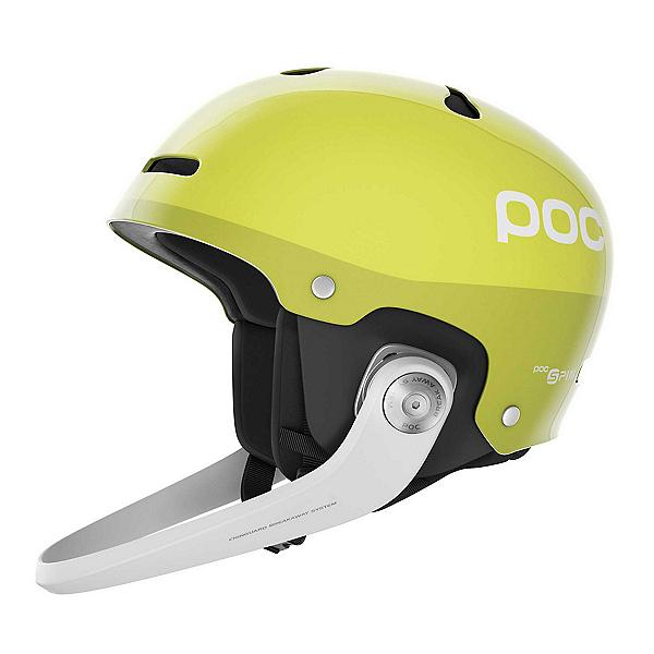 POC Artic SL Spin Helmet 2018, Hexane Yellow, 600