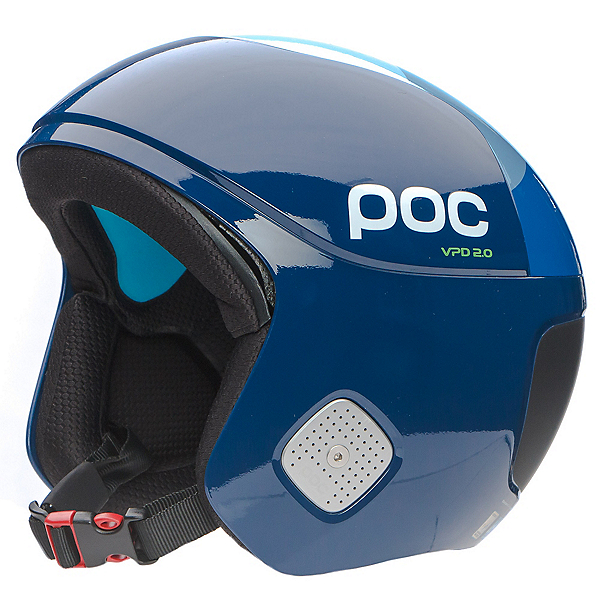 POC Orbic Comp Spin Helmet 2020, Lead Blue, 600